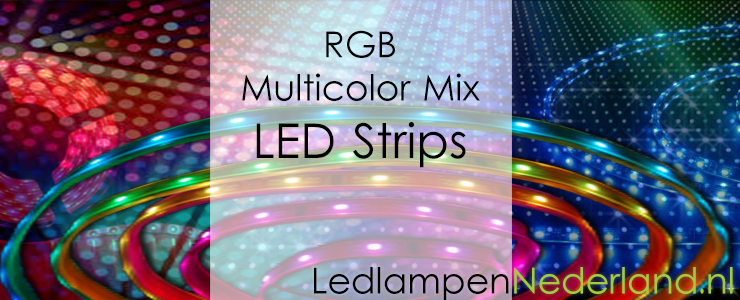RGB Multicolor LED Strips