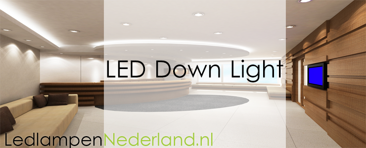 Downlighter LED